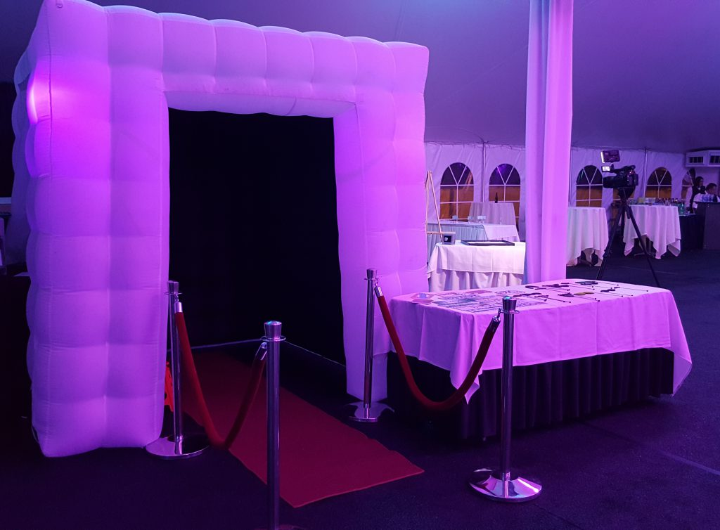 LED Inflatable 1024x754 - A+ PhotoBooths